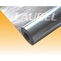 Buy cheap AL+PE WAVE Fabric flame retardant film from wholesalers