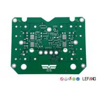 Buy cheap TG180 Single Sided PCB Power Supply Circuit Board With Green Solder Mask from wholesalers