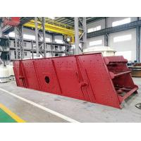 Buy cheap High efficiency Industrial Mining Ore Stone Vibrating Screen for gold processing plant from Gold Supplier from wholesalers