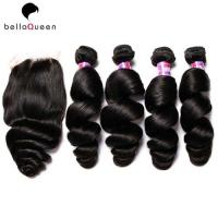 Buy cheap 7a Burmese Loose Wave Real Human Hair Extensions 10 Inch - 30 Inch product