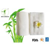 Buy cheap Custom Made Size Bamboo Diaper Liners For Pocket Cloth Diaper Liner from wholesalers