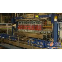 Buy cheap Beer / Beverage Unpacker Machine Independent Motor Modular Design from wholesalers
