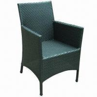 Buy cheap Aluminum wicker armrest chair with rattan ,rattan chair from wholesalers
