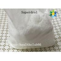 Buy cheap High Purity Superdrol Powder Legal Anabolic Steroids Oral Medicine Grade from wholesalers