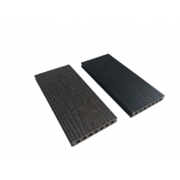 Buy cheap ISO 9001 Embossed 140mm 23mm 5.8m WPC Composite Decking Board from wholesalers