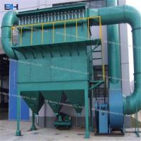 Buy cheap Professional Industrial Dust Collectors For Woodworking / Construction Works from wholesalers