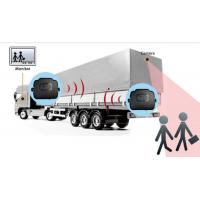 Buy cheap Wireless Truck trailer rear view back up parking monitor systems 100 meters transfer range product