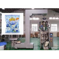 Buy cheap Cotton / Candy Packing Machine , High Speed Automatic Vertical Packing Machine from wholesalers