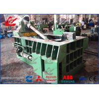 Buy cheap Aluminum Sheets Scrap Metal Baler Compactor With 125 Ton Press force product