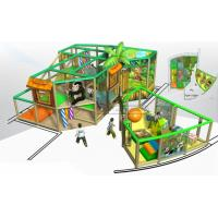 Buy cheap Cheer Amusement Children Indoor Jungle Themed Junior Playground from wholesalers