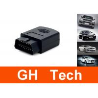 Buy cheap 900MHz / 1800MHz GPPS Tracker OBD for car remotely tracking and car engine diagnose from wholesalers