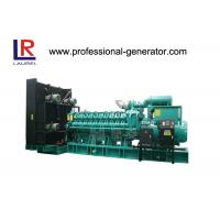 Buy cheap Water Cool Diesel Power Generator Set 2500kva Diesel Generators For Home Industry Project from wholesalers