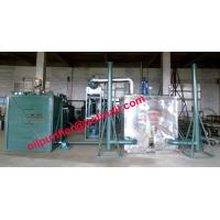 Buy cheap Black car engine oil recycling system, black motor oil refinery vacuum distillation Purifier Machine from wholesalers