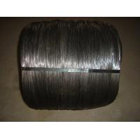 Buy cheap 8-24guage Black Annealed Wire / Binding Wire / black iron wire from wholesalers