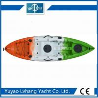 Buy cheap LLDPE HDPE Material Sit On Top Kayak Single Boat Recreational Touring for Sale from wholesalers
