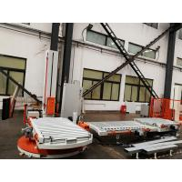 Buy cheap OEM Pallet Shrink Wrap Machine , Stretch Film Wrapping Machine 18-25 Pallets / H from wholesalers