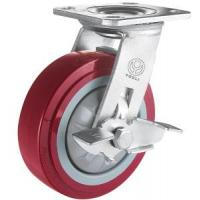 Buy cheap Heavy Duty PU Caster (Blown) (Y4201) from wholesalers