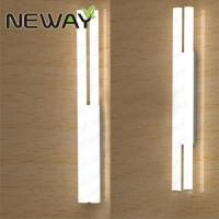 Buy cheap Double Lines Contemporary LED Tube Light Wall Lighting 50MM Dia.1000MM 1200MM 1500MM WarmWhite 3000K NaturalWhite 4000K from wholesalers