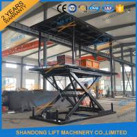 Buy cheap Hydraulic Portable Automated Car Parking System from wholesalers