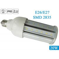 Buy cheap 2835SMD Epistar Chip 120lm/w 360 E26 LED Corn Bulb 20w Energy Saving from wholesalers