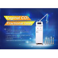 Buy cheap Medical Standard Fractional Co2 Laser Machine , co2 fractional laser skin resurfacing for women from wholesalers