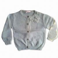 Buy cheap Baby Sweater, Made of 41% Nylon, Fashionable Design from wholesalers