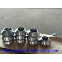 Butt welded pipe fittings stainless steel inlet outlet