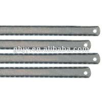 Buy cheap 12mm safety flexible high carbon steel hacksaw blade(double edge) from wholesalers