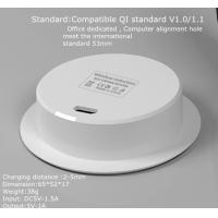 Buy cheap 2014 hot selling wireless phone charger from wholesalers