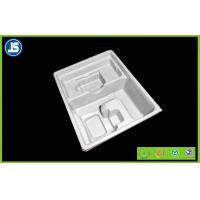 Buy cheap PS ESD white tray best factory price for electronic product
