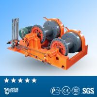 Buy cheap Yuantai electric winch 10 ton from wholesalers
