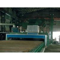 Buy cheap Automatic Steel Bar Making Machine , Energy Saving Steel Sheet Cleaning / Polishing Line from wholesalers