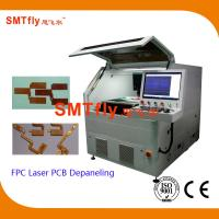 Buy cheap Industrial PCB Laser Depaneling with Different Laser Source 10/12/15/17W from wholesalers
