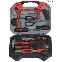 Buy cheap 92 pcs household tool set,with hacksaw ,claw hammer ,adjustable wrench . from wholesalers
