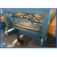 Buy cheap Custom Galvanized Steel Sheet Rolling Forming Machine With Manual Decoiler from wholesalers
