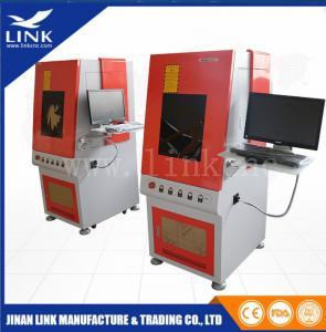 Buy cheap Metal CNC Marking Machine Fiber Laser Marking Machine With Raycus 20W Generator from Wholesalers