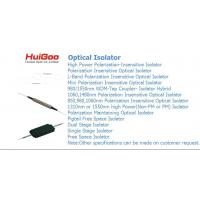 Buy cheap 980nm/1310nm/1550nm single/dual stage isolator /high power isolator from wholesalers