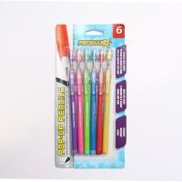 Buy cheap Easter Plastic Multi - Head Non Sharpening Pencil With Customized Logo from wholesalers