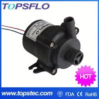 Buy cheap TOPSFLO dc micro pump,water circulation pump food grade pump  coffee makers TL-B01 from wholesalers