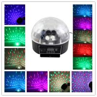 Buy cheap Digital DMX Disco DJ Stage Lighting Crystal Ball Projector Effect Light RGB LED Light Bar from wholesalers