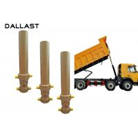 Buy cheap Telescopic One Way Hydraulic Cylinder Dumper Tipper Trailer TS16949 Certification product