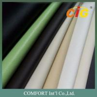 Buy cheap 100% PU automotive car seat upholstery leather Anti-Mildew from wholesalers