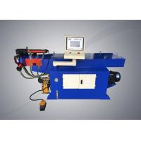 Stainless Steel Pipe Bending Machine , Hydraulic Cnc Pipe Bender Low Power Construction