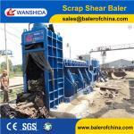 Buy cheap Scrap Metal Shear Baler Logger from wholesalers