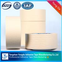 Buy cheap 130 degree crepe paper masking tape manufacturer in china mainland from wholesalers
