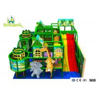 Buy cheap Soft Huge Jungle Gym Indoor Playground Anti Skid For Kids 3 - 15 Years Old product