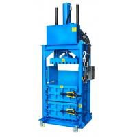 Buy cheap Automatic Used Clothes Baler Cardboard Baling Press Machine Best Quality Cloth Baling Press Machine Hydraulic Cardboard from wholesalers