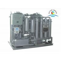 Buy cheap PLC Control Marine Oily Water Separator Filter Water Separator 380 Voltage from wholesalers