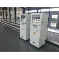 Buy cheap Foot Height 200mm Switch Gear Production Line Motor Control Center Panel Machine from wholesalers