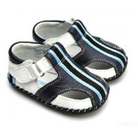 Buy cheap Freycoo Hot Sale Genuine Leather Infant Baby Shoes Boys from wholesalers